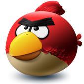 Plinta kenkėjas per nulaužtą žaidimą Angry Birds