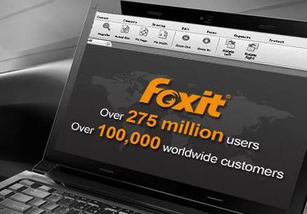 Foxit pristato: kuris PDF redaktorius gaus darbą?
