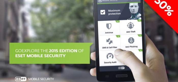 ESET skelbia dar vieną išskirtinę #AndroidWeek akciją