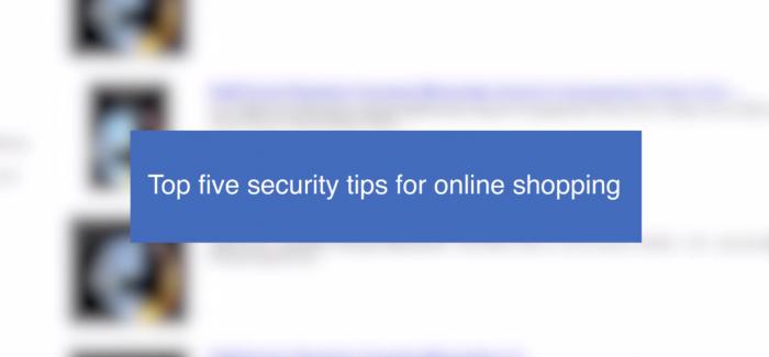 Patarimai: 5 būdai saugiau pirkti internetu