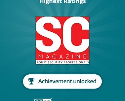 """ESET Endpoint Security gavo aukščiausią prestižinio """"SC Magazine"""" įvertinimą"""
