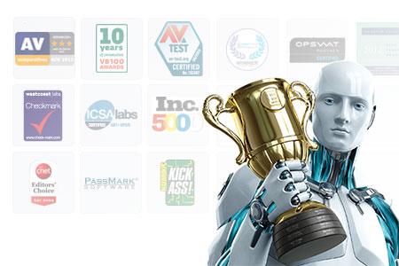 """""""Techconsult"""" analitikai pripažino ESET šių metų čempione"""