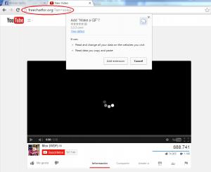 fake youtube