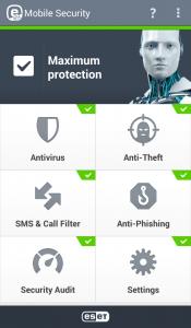 Išbandyk naują ESET Mobile Security Beta