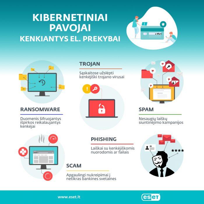 TOP 5 patarimai perkeliantiems prekybą į internetą: aktualu ir smulkiajam verslui