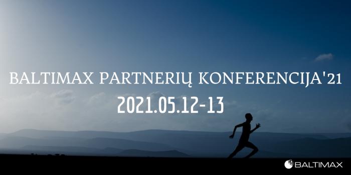 Baltimax partnerių konferencija'21